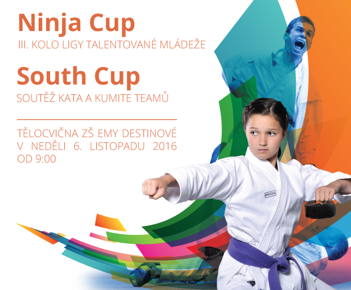 Liga talentů a South Cup týmů